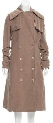 Reed Krakoff Double-Breasted Coat