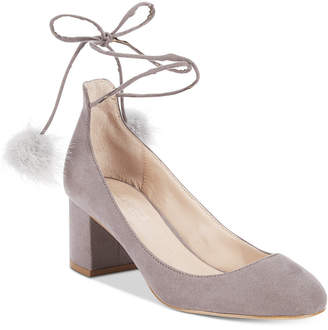 a30bb05bb04 Charles by Charles David Libby Pom Pom Pumps Women Shoes