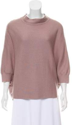 Calvin Klein Collection Cashmere Dolman Sleeve Sweater