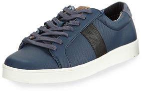 Ben Sherman Ashton Union Jack Low-Top Sneaker