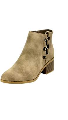 City Classified Derby Cut-Out Bootie
