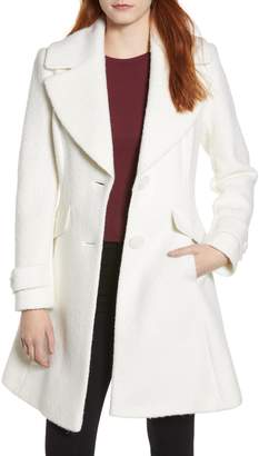 Sam Edelman Fit & Flare Coat