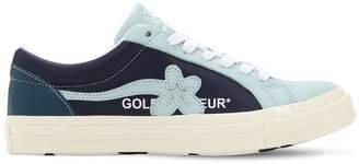 Converse X Tyler The Creator Golf Le Fleur Ox Sneakers