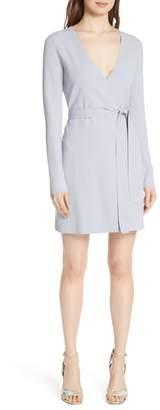 Diane von Furstenberg Knit Wrap Dress