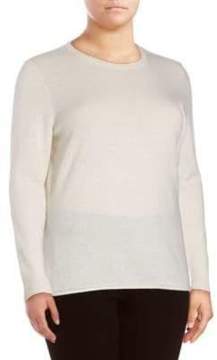 Lafayette 148 New York Melan Cashmere Sweater