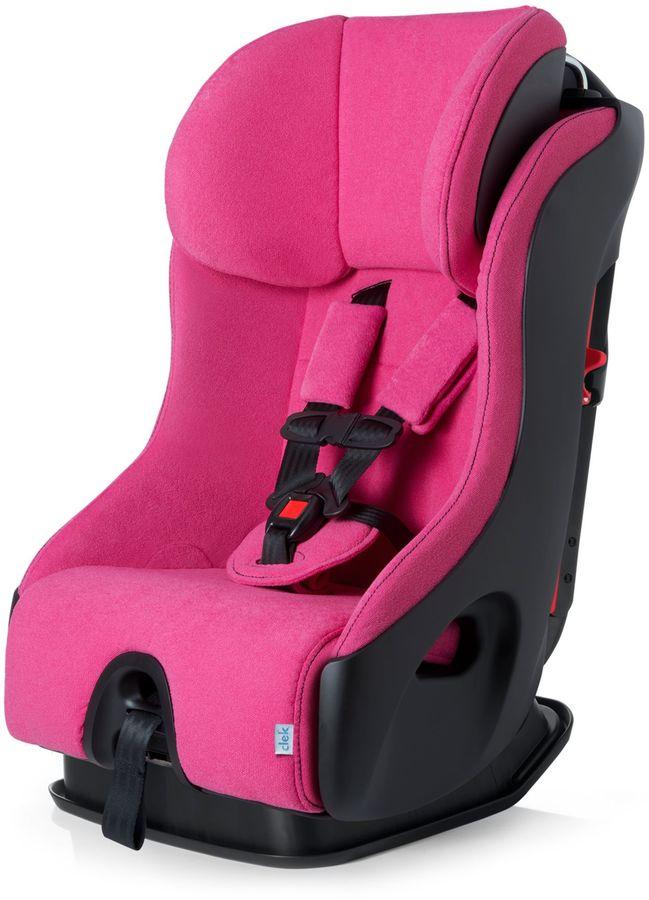 ClekClek Fllo Convertible Car Seat in Pink Flamingo