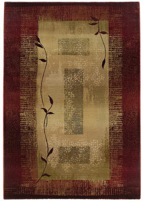 "Oriental Weavers Area Rug, Generations 544X Shadow Vine 5'3"" x 7'6"""
