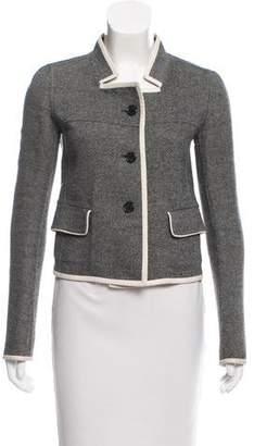 Celine Reversible Wool Jacket