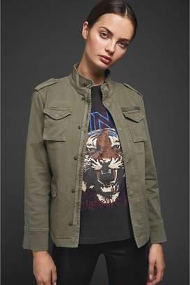 Anine Bing Army Jacket - Green