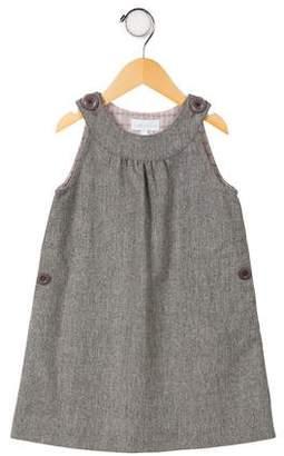 Marie Chantal Girls' Sleeveless Dress