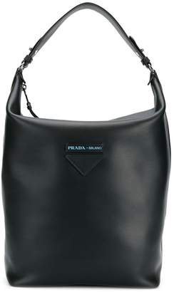 Free Shipping At Farfetch Prada Top Handle Tote Bag