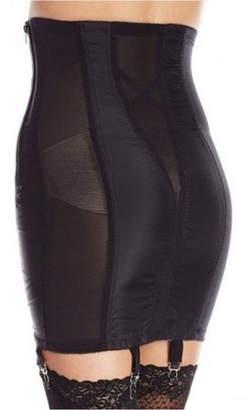 Rago Vintage Style High Waist Style Open Bottom Girdle in S to 2X