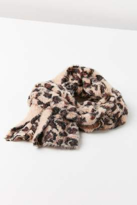 Urban Outfitters Fuzzy Furry Scarf