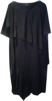 Cos Blue Cotton - elasthane Dress for Women