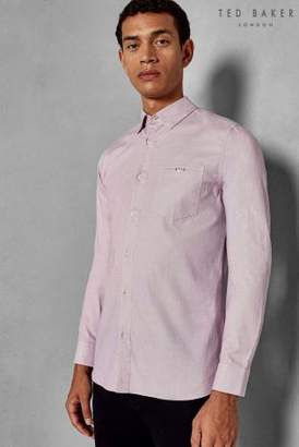 Next Mens Ted Baker Brixton Oxford Shirt
