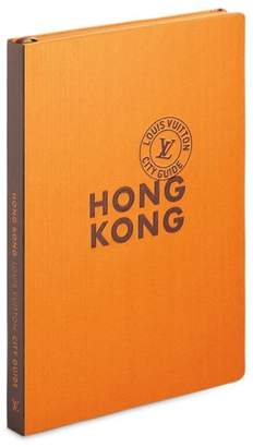 Louis Vuitton Hong Kong City Guide Book