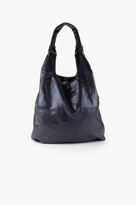 Genuine People Metallic Shoulder Bag