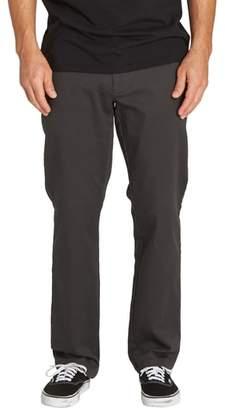 Billabong Carter ADiv Slim Straight Leg Pants