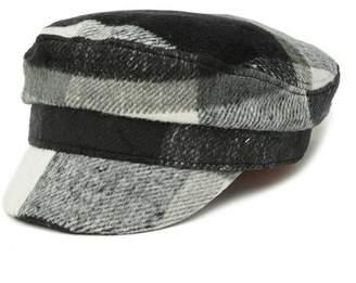 August Hat Plat Flat Cap