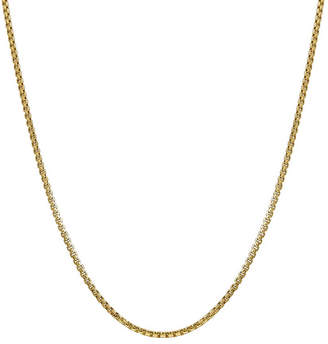 FINE JEWELRY 14K Gold 18 Inch Chain Necklace