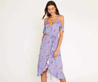 Oasis COLD SHOULDER DRESS