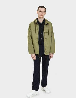 Our Legacy Lizard Parka in Olive Tactic Twill