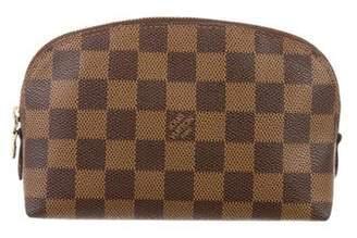 Louis Vuitton Damier Ebene Cosmetic Pouch
