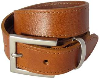 N'Damus London - The Orion Tan Belt Silver Buckle