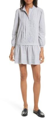 Women's La Vie Rebecca Taylor Cotton Shirtdress $295 thestylecure.com