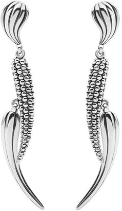 Women's Lagos 'Caviar' Drop Earrings $295 thestylecure.com