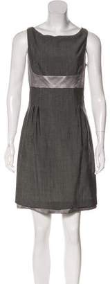 Peter Som Sleeveless Mini Dress