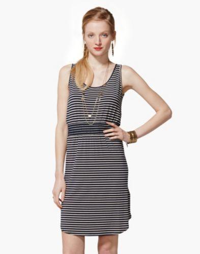 Lucky Brand Striped Tank Dress