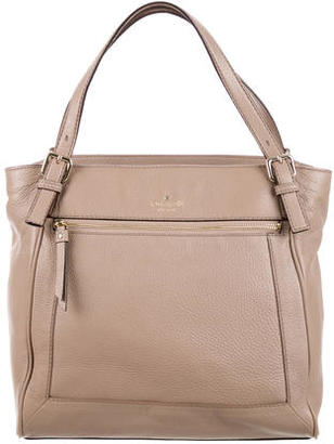 Kate Spade New York Cobble Hill Peters Satchel $175 thestylecure.com