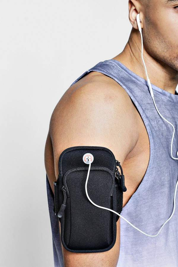 boohoo Active Mobile Phone Sports Holder