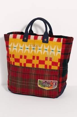 Jo-Jo Fp Collection Jojo Flannel Tote Bag