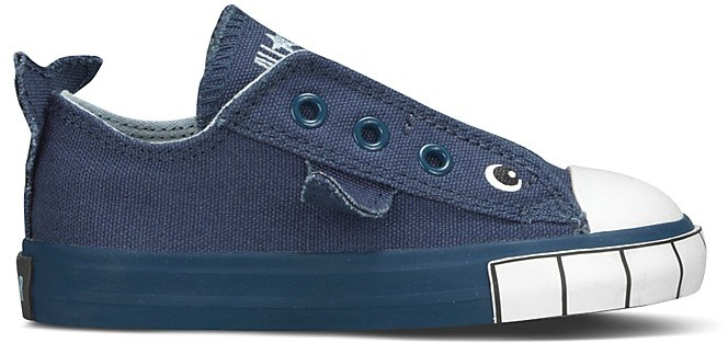 Converse Toddler Boys' Coastal Critters Whale Sneakers - Sizes 2-7 Infant; 8-10 Toddler
