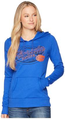 Champion College Florida Gators Eco University Fleece Hoodie Women's Sweatshirt