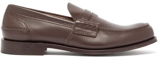Church's Pembrey Leather Loafers - Mens - Brown
