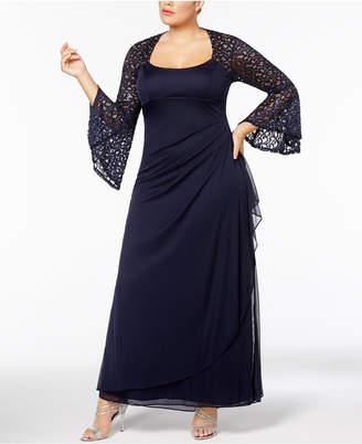 Xscape Plus Size Evening Dresses Shopstyle Australia