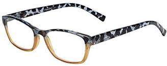 Couture SAV Eyewear (Select-A-Vision) VK Fashion Square Reading Glasses 1301