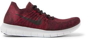 Nike Running Free Run 2017 Flyknit Sneakers