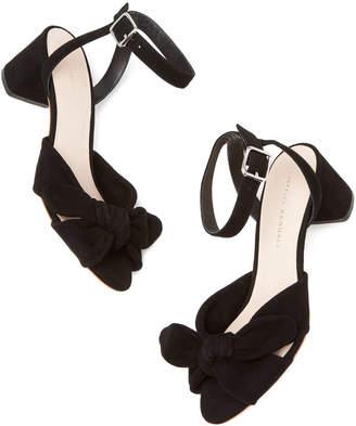 Loeffler Randall Jilli Suede Heel Sandals