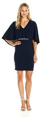 Adrianna Papell Women's Wide Band Dress