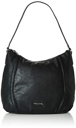Betty Barclay Women BB-1010-LL 01 Hobos and Shoulder Bag Black Size: