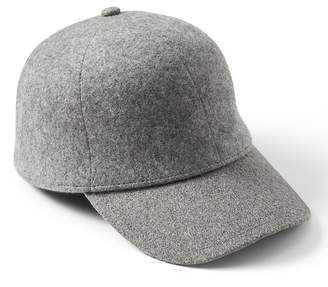 Banana Republic Felt Baseball Cap