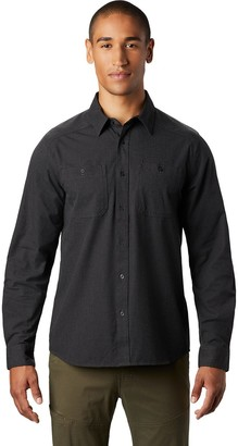 Mountain Hardwear Riveter Twill Long-Sleeve Shirt - Men's