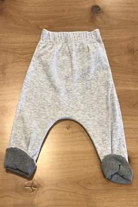 Petit Bateau Grey Cotton Pants