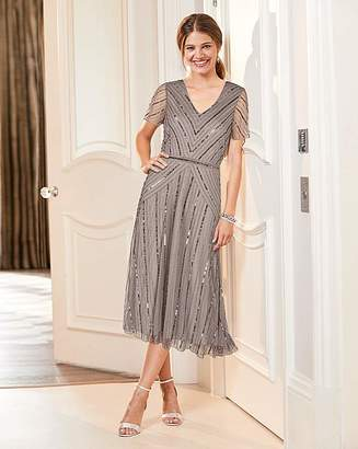 6f3fd087607 Silver Grey Dresses - ShopStyle UK