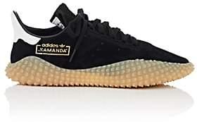 adidas Men's Kamanda Nubuck Sneakers-Black
