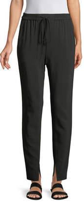 3.1 Phillip Lim Split-Hem Suiting Track Pants